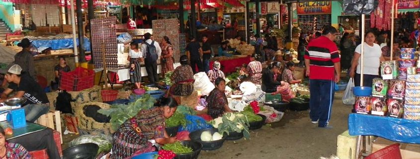 Healthy Foods from the Guatemala Markets