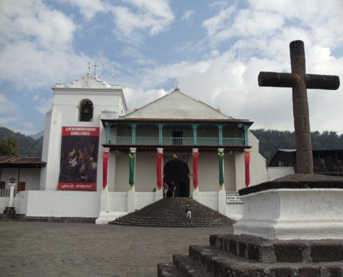 Lake Atitlan Santiago Day Tour
