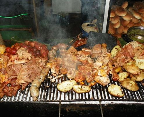 Guatemalan Street Food Must Have Tour Experience. Pupusas, Corn Tamales, Rellenitos de Plátano, Elote and Chuchitos we are taking a walking tour of Guatemala to discover the best Guatemalan Street Food