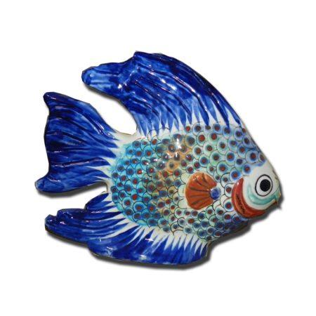 San Antonio Palopó Ceramics |Hand Painted Fish