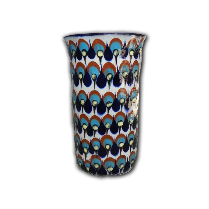 Guatemalan Ceramics Hand Made Vase