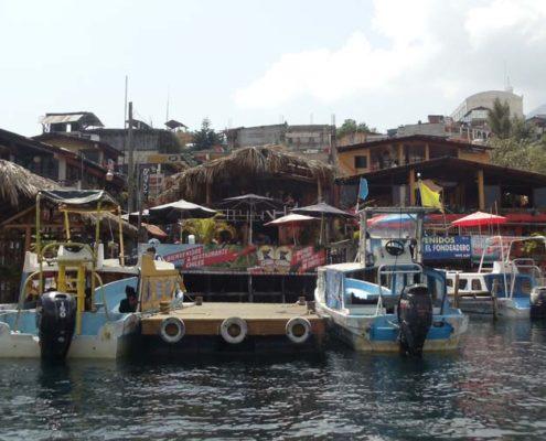 Lake Atitlan Bus Flete TukTuk Boat Schedule