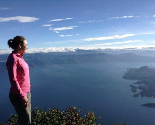 Lake Atitlan Volcano Tour