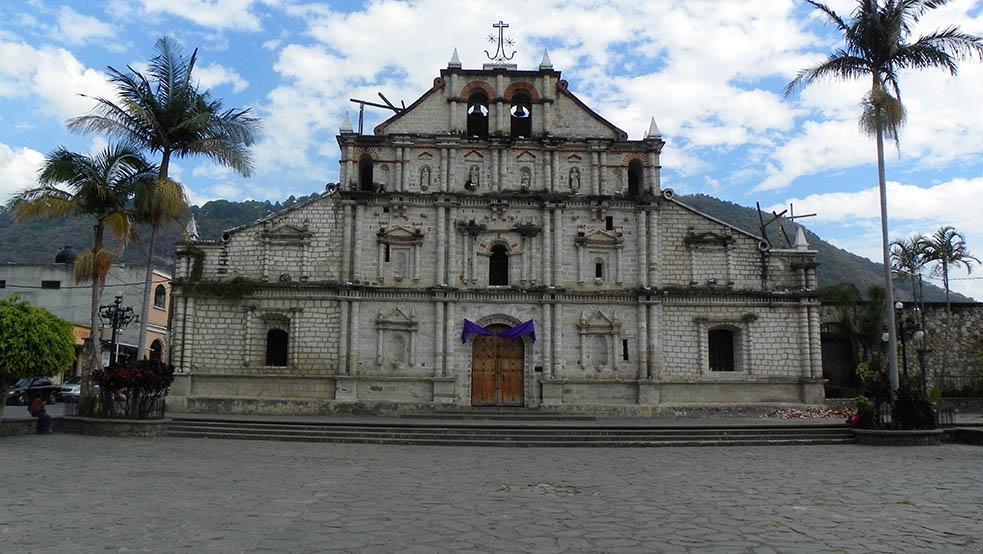 Panajachel Church