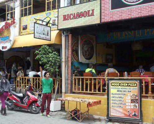 Panajachel Restaurants