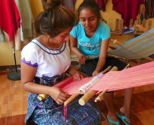 Guatemalan Weaving For Sale