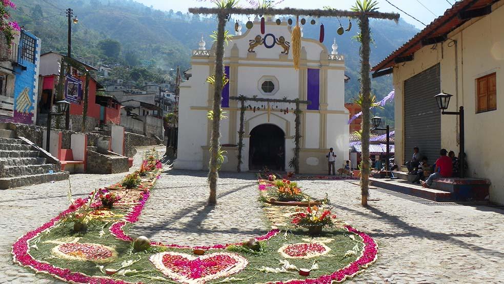Semana Santa Tour Santa Catarina Palopo