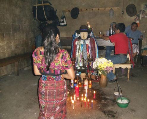 Santiago Lake Atitlan Maximon