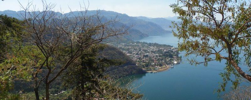 Hiking Lake Atitlan Guatemala
