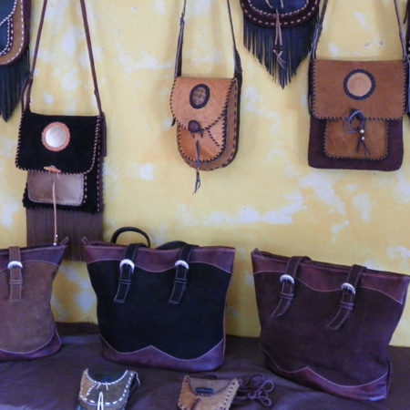 Guatemalan Handmade Leather Products