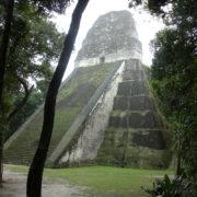 Guatemala has many Mayan Ruins
