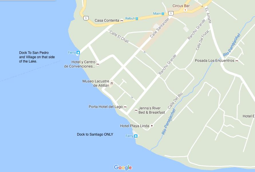 Lake Atitlan Boat Schedule Price Times Updated