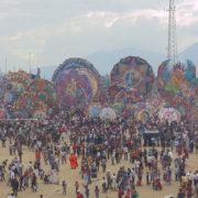 Spectacular Kite Festival of Sumpango Guatemala