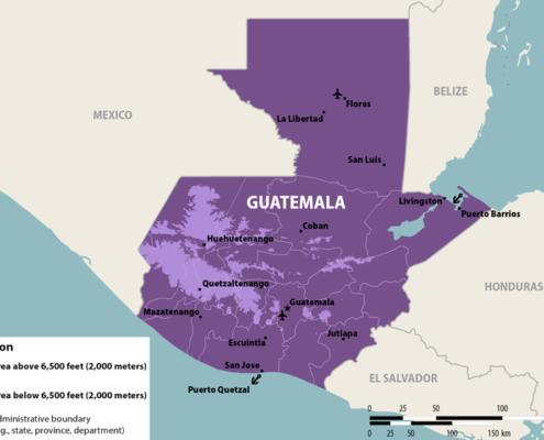 Guatemala Zika Virus Travel Facts