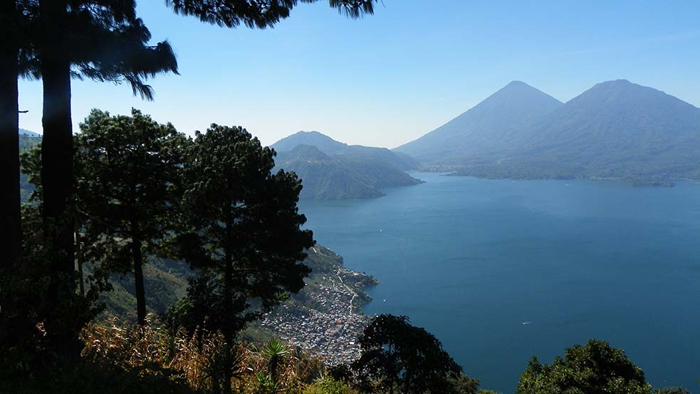 Lake Atitlan Hiking Tour Lake Atitlan Travel