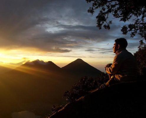 Lake Atitlan Indian Nose
