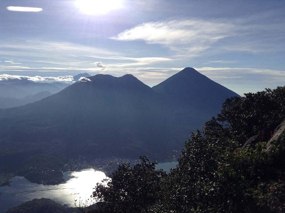 Lake Atitlan Volcano Tour San Pedro Lake Atitlan Travel