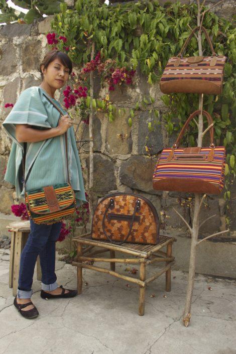 handmade ladies tote bags