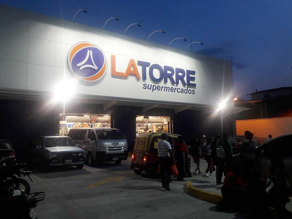 Supermercado La Torre Opens In Panajachel